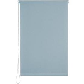 Штора рулонная 60х160 см цвет синий