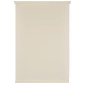 Штора рулонная Plain, 40x160 см, цвет экрю