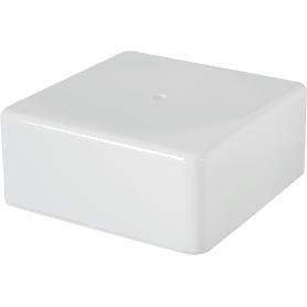 Коробка распределительная 100x100x44 мм цвет белый, IP20