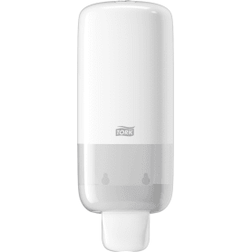 Диспенсер подвесной для жидкого мыла Tork S4 цвет белый