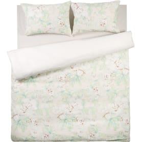 Комплект постельного белья Lovely Green двуспальный бязь цвет зелёный