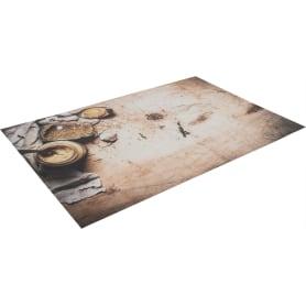 Салфетка-скатерть «Клён», 60х90 см, ПВХ