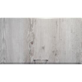"""Шкаф навесной под вытяжку """"Сосна выбеленная"""" 60x35х29 см, ЛДСП, цвет сосна выбеленная"""