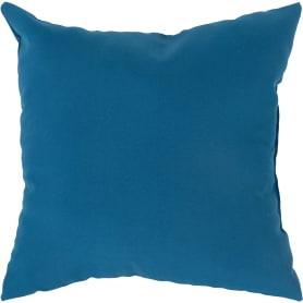 Подушка «Радуга» 40х40 см цвет синий