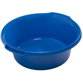 Таз круглый «Водолей» 16 л пластик цвет синий