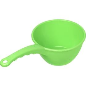 Ковш круглый Martika 2 л пластик цвет зелёный