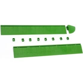 Бордюр Helex зелёный