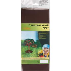 Круг приствольный коричневый 100 гр/м2 d80