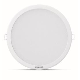 Светильник точечный светодиодный встраиваемый DN027 LED9/NW под отверстие 125 мм, нейтральный белый свет, цвет белый