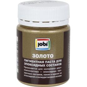 Пигментная паста Jobi для эпоксидных составов 40 мл цвет золотой