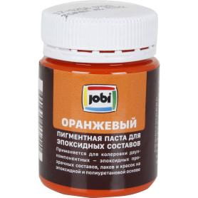 Пигментная паста Jobi для эпоксидных составов 40 мл цвет оранжевый