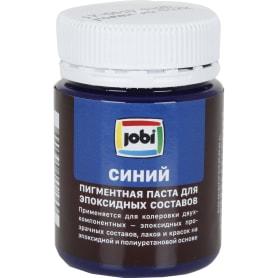Пигментная паста Jobi для эпоксидных составов 40 мл цвет синий