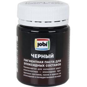 Пигментная паста Jobi для эпоксидных составов 40 мл цвет черный