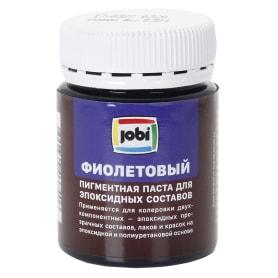 Пигментная паста Jobi для эпоксидных составов 40 мл цвет фиолетовый