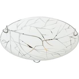Настенно-потолочный светильник «Багульник» КС30073/2С, цвет белый