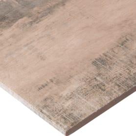 Керамогранит Cersanit Bergen 18.5x59.8 см 0.99 м² цвет коричневый