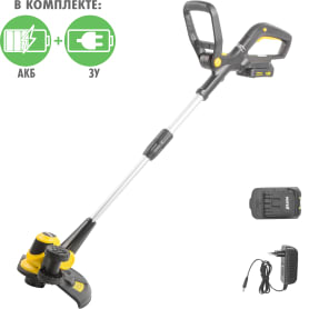 Триммер аккумуляторный Huter GET-280-2Li 18 В