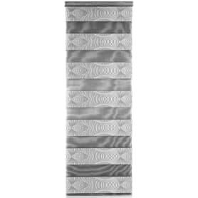 Штора рулонная день-ночь Miamoza Sound Wave 70x160 см, цвет серый