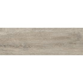 Керамогранит «Брэкстон» 20x60 см 0.84 м² цвет тёмно-серый