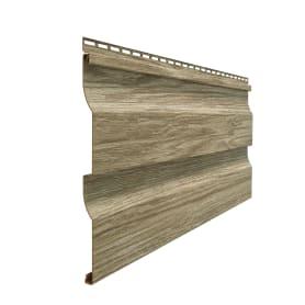 Сайдинг ПВХ Dacha 2700x203 мм дуб 0.55 м²
