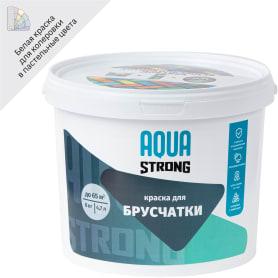 Краска для брусчатки Nevel 6 кг цвет белый