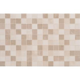 Плитка настенная «Дора» 20x30 см 1,44 м² цвет бежевый