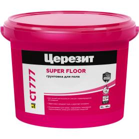 Грунтовка глубокого проникновения Ceresit Super Floor 10 л