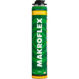 Пена монтажная пистолетная Мakroflex всесезонная, 750 мл