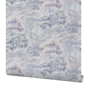 Обои флизелиновые Vog Collection Венский лес фиолетовые 1.06 м 90077-65