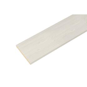 Наличник Белеза 2150x70x8 мм ламинация цвет дуб тёрнер белый