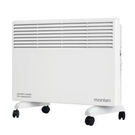 Конвектор электрический напольный Monlan ML-10 с механическим термостатом, 1000 Вт