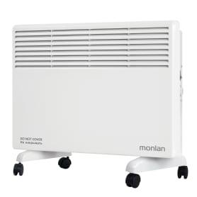 Конвектор электрический напольный Monlan ML-15 с механическим термостатом, 1500 Вт