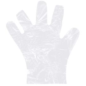Перчатки полиэтиленовые одноразовые ПНД, 100 шт.