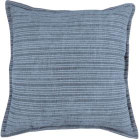 Подушка «Джини» 43x43 см цвет синий