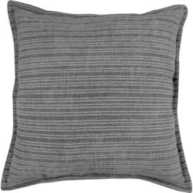 Подушка «Джини» 43x43 см цвет серый
