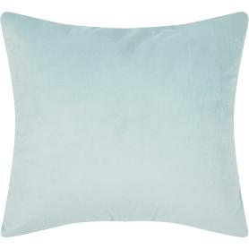Подушка Dubbo 40х40 см цвет бирюзовый