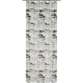 Штора на ленте «Мрамор» 140х260 см цвет бежевый