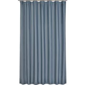 Штора на ленте «Сильвия» 200x260 см цвет синий