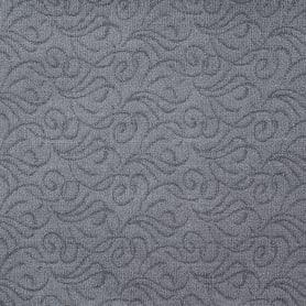 Ковровое покрытие «Лион», 2 м, цвет серый/серебристый