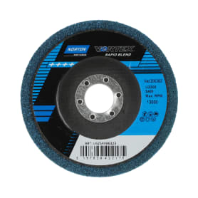 Диск зачистной Norton Rapid Prep, 125x22 мм