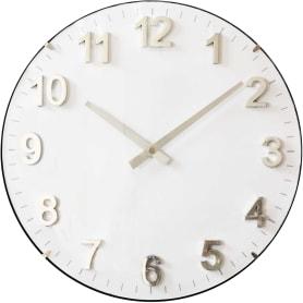 Часы настенные Apeyron PL200-926 ø30.5 см пластик цвет белый