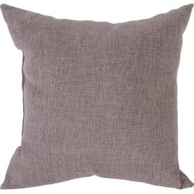 Подушка Looks 40х40 см Taupe серо-коричневый цвет