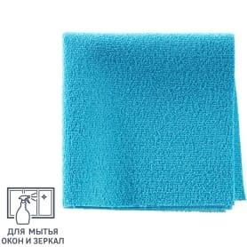 Салфетка впитывающая для мытья окон 30х30 см