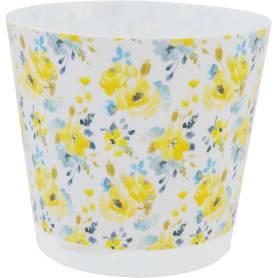 Горшок цветочный Ingreen Easy Grow ø16 h14.6 см v2 л пластик акварель