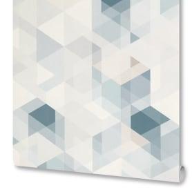 Обои флизелиновые Grandecolife Perspective синие 0.53 м 3501