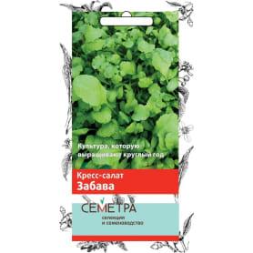 Семена Кресс-салат «Забава»