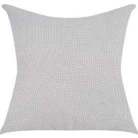Подушка Lines 45x45 см цвет серый