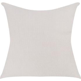 Подушка Lines 45x45 см цвет бежевый