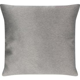 Подушка Glasgow 50x50 см цвет тёмно-серый