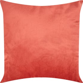 Подушка Jimena 40x40 см цвет красный